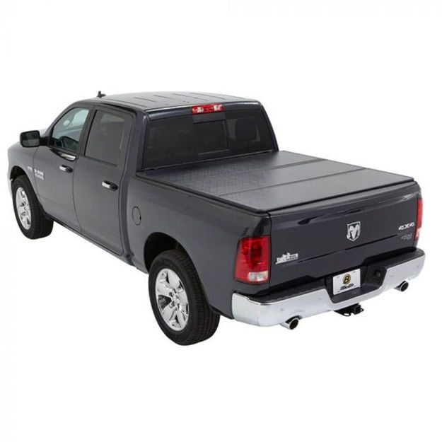 Picture of Hard Folding Bed Cover-Dodge Ram