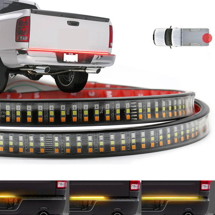Picture of under tailgate LED light strip-GMC Sierra