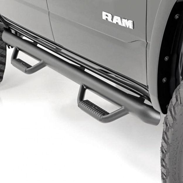 Picture of OFF-ROAD Side Steps-Dodge Ram
