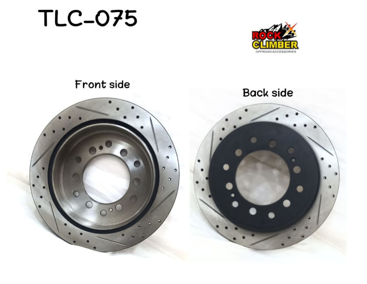 Picture of 42431-60311-FJ CRUISER 07-20 REAR BRAKE DISC