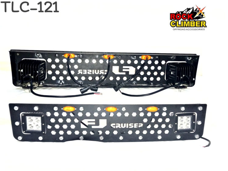 Picture of TTF883039-A-FJ CRUISER 2007+ FRONT LED GRILLE