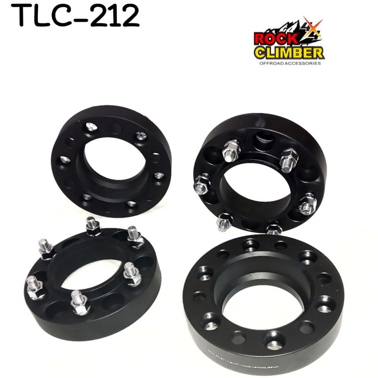 Picture of W-6012-6x139.7/106.2 CB/35mm/12x1.5 FJ CRUISER WHEEL SPACERS