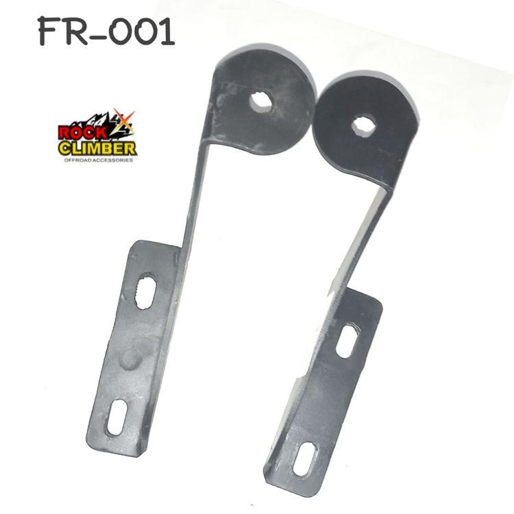 Picture of FD-150LL-F150 FORD/RAPTOR 2009+ BONNET LED BRACKET